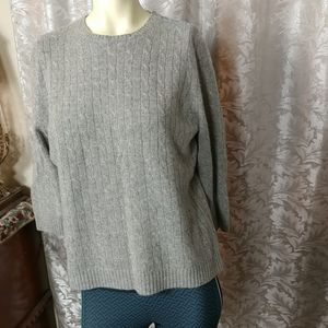 J.CREW Cashmere Pullover Sweater
